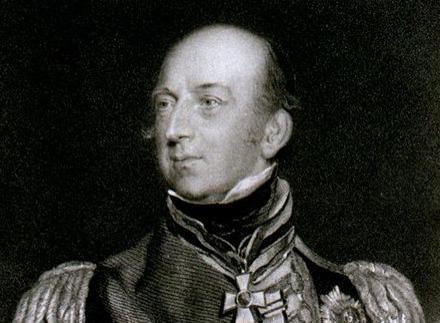 Ναυρίνεια - Ο Βρετανός ναύραχος Edward Codrington
